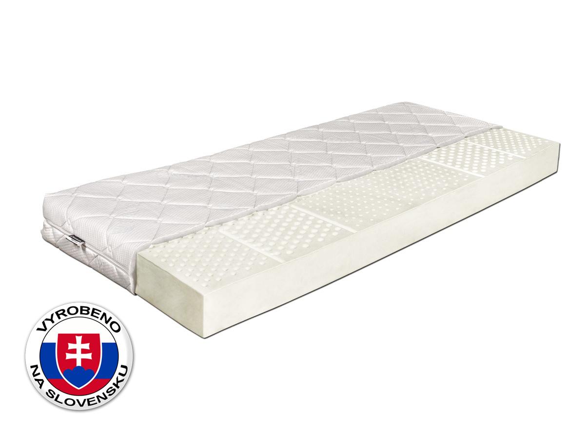 Latexová matrace - Benab - Dunlop - 195x80 cm (T2)