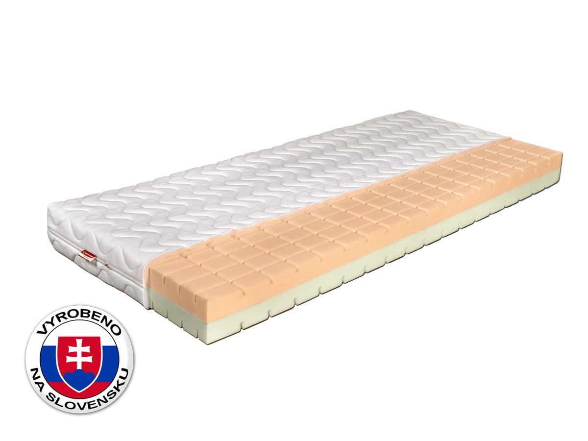 Pěnová matrace - Benab - Duo Flex - 195x80 cm (T3/T4)
