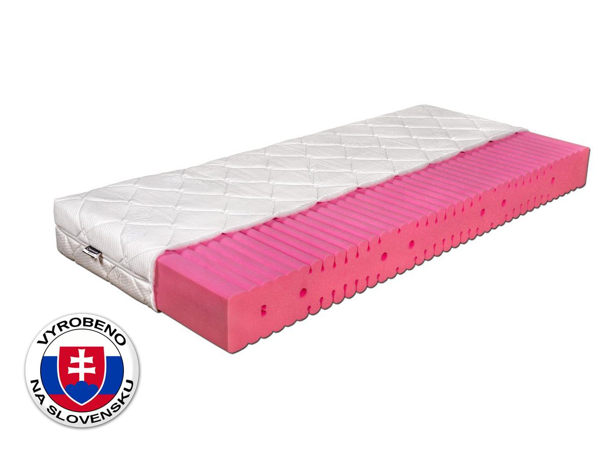 Pěnová matrace - Benab - Red Moon Antibacterial - 195x80 cm (T3)
