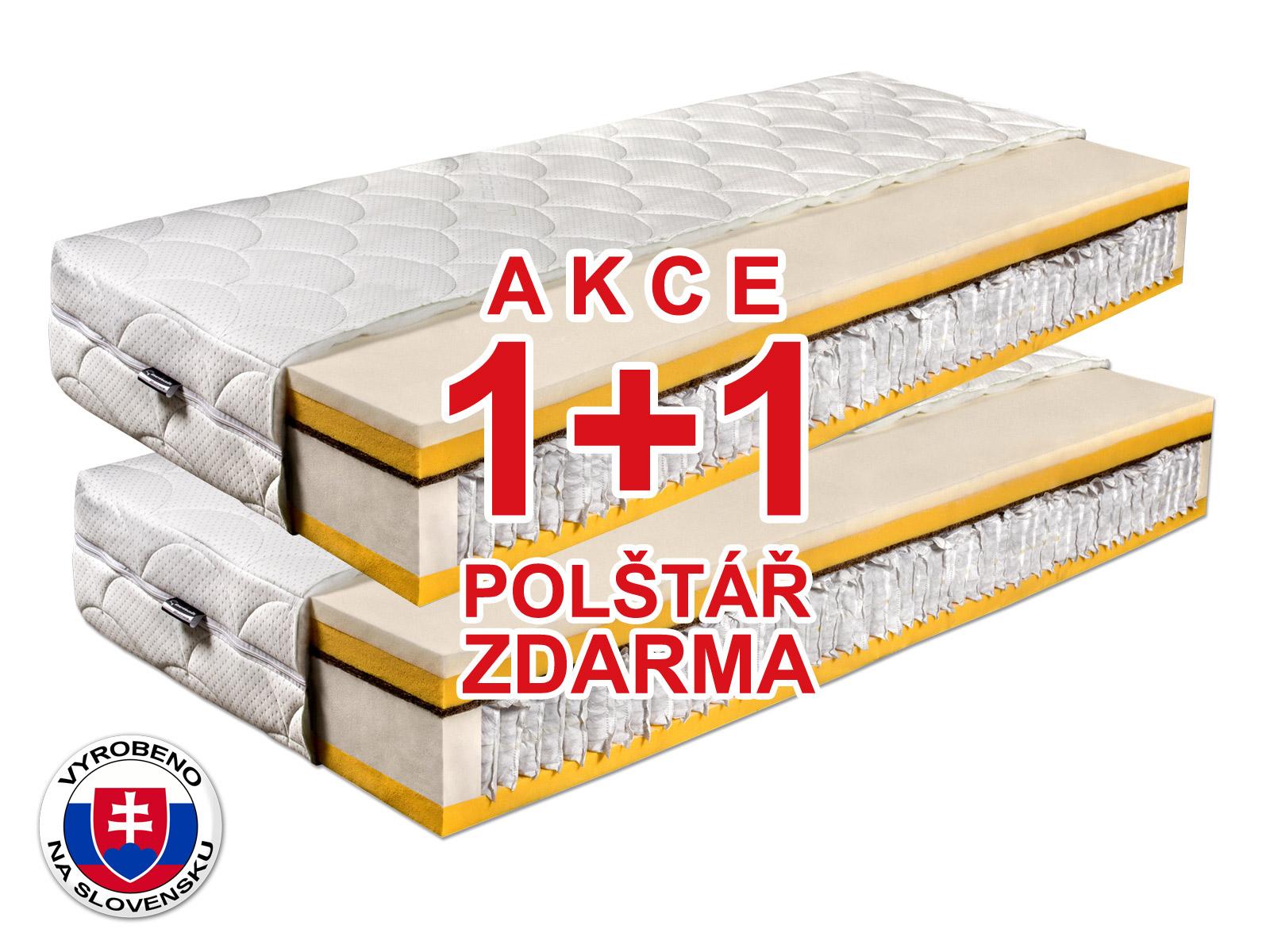 Taštičková matrace - Benab - Benab Five Star - 200x80 cm (T3/T4) *AKCE 1+1