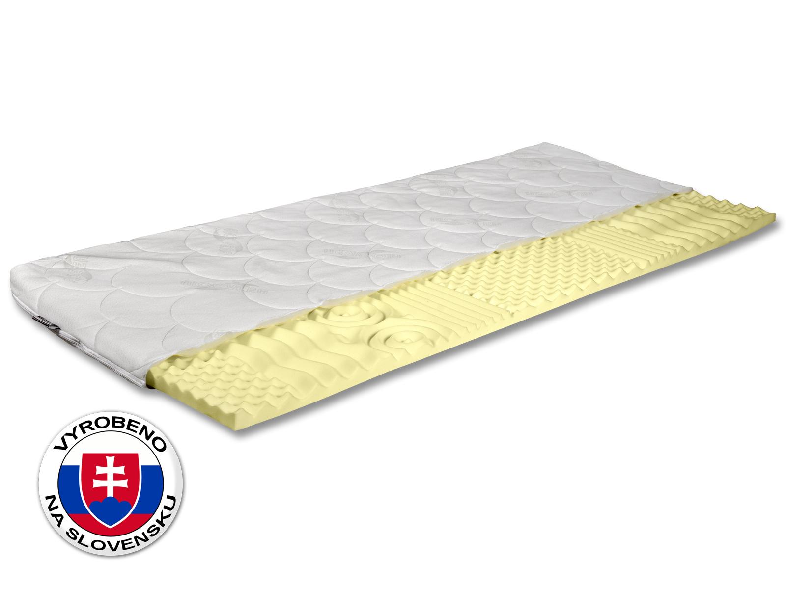 Pěnová matrace - Benab - Topper Visco 7 - Atypický rozměr (cena za 1 m2) (T2)