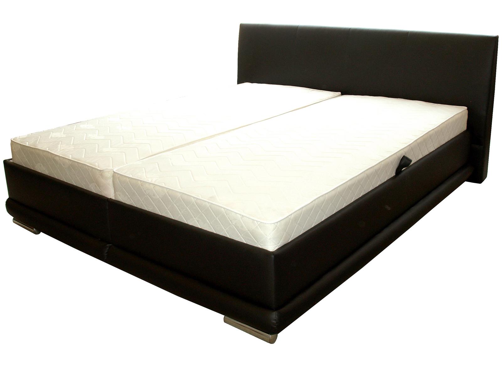 Manželská postel 180 cm - Benab - Marbella 2 (s rošty)