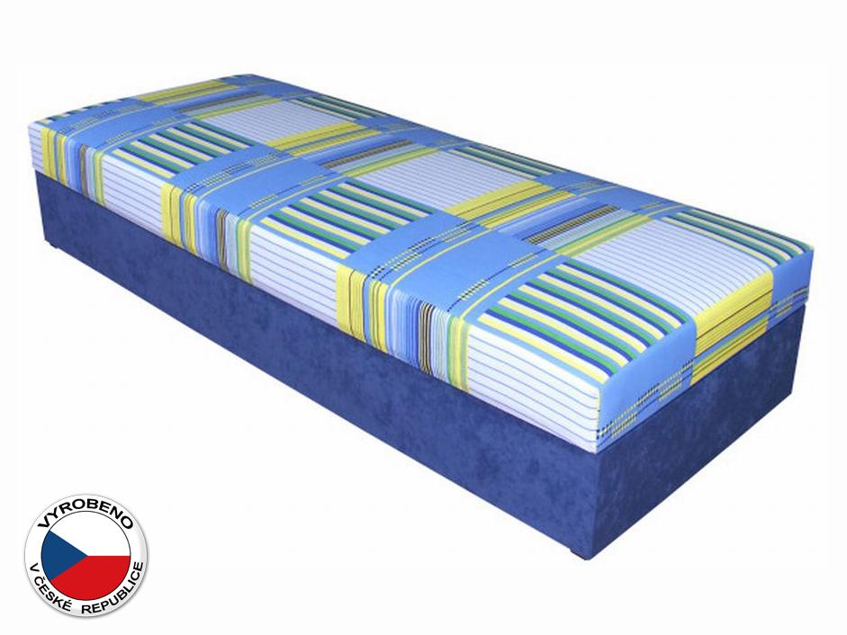 Jednolůžková postel (válenda) 80 cm - Blanár - Rio (s matrací)