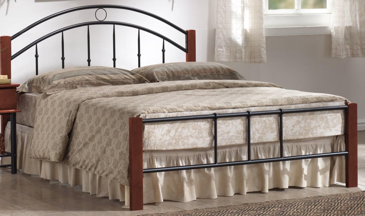 Manželská postel 160 cm - Casarredo - Porto (s roštem)