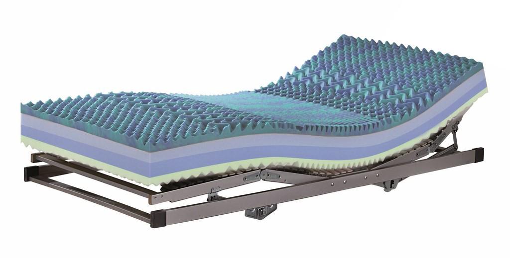 Pěnová matrace - Casarredo - Cool II - 200x80 cm. Anatomická matrace s vrstvou ze studené pěny s vysokou pružností, životností a prodyšností, pro lepší uvolnění svalstva, se zvýšenou nosností a pratelným potahem.