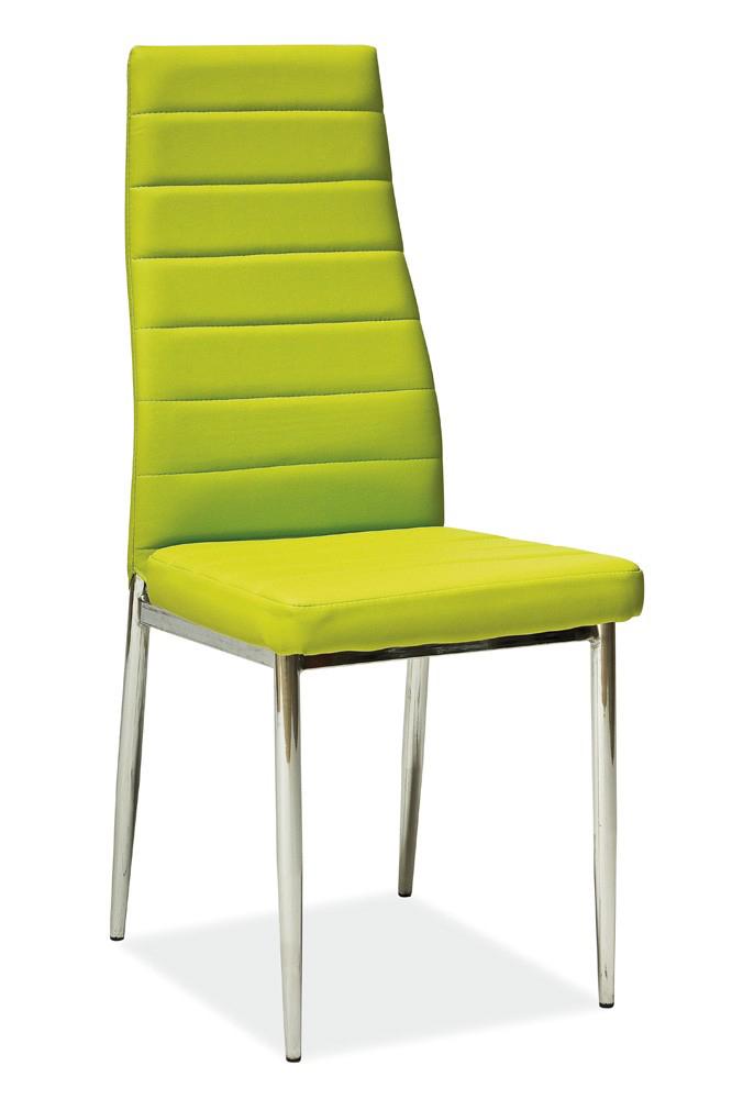 Jídelní židle - Casarredo - H-261 zelená
