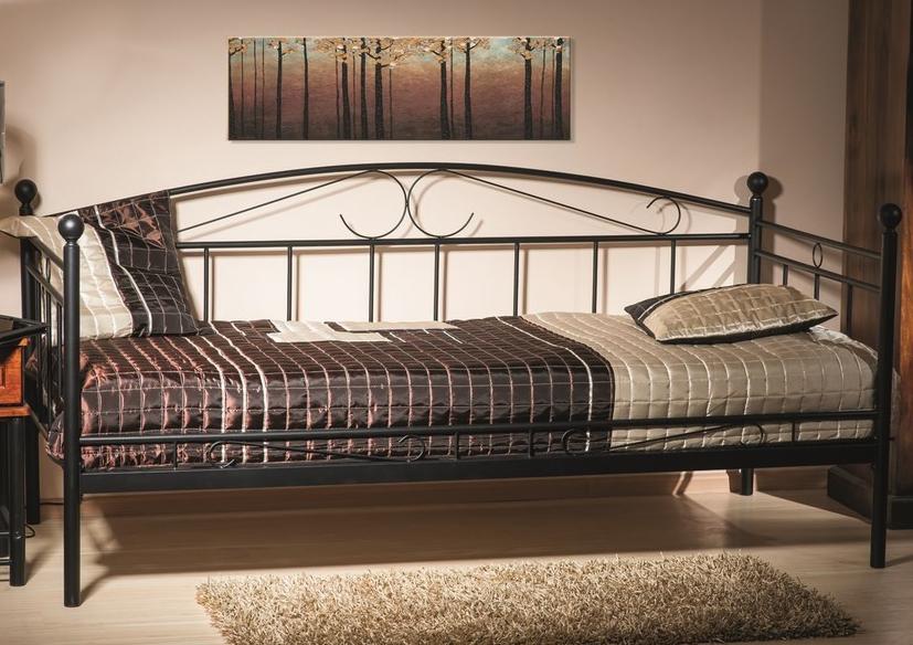 Jednolůžková postel 90 cm - Casarredo - Ankara (s roštem)