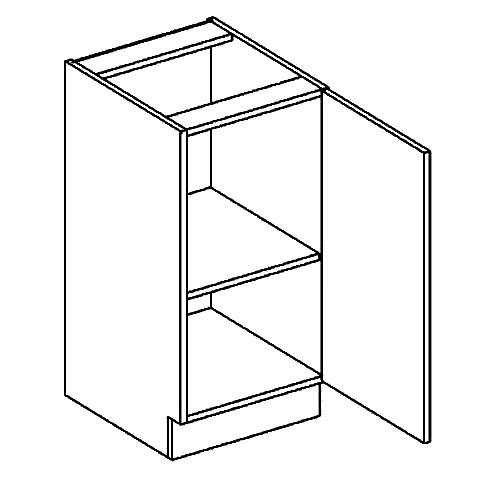 Spodní kuchyňská skříňka - Casarredo - Moreno - D40