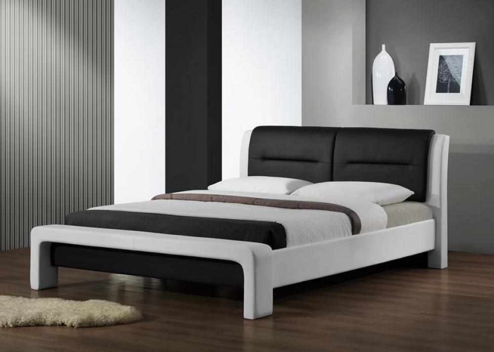 Manželská postel 180 cm - Casarredo - Italia (s roštem)