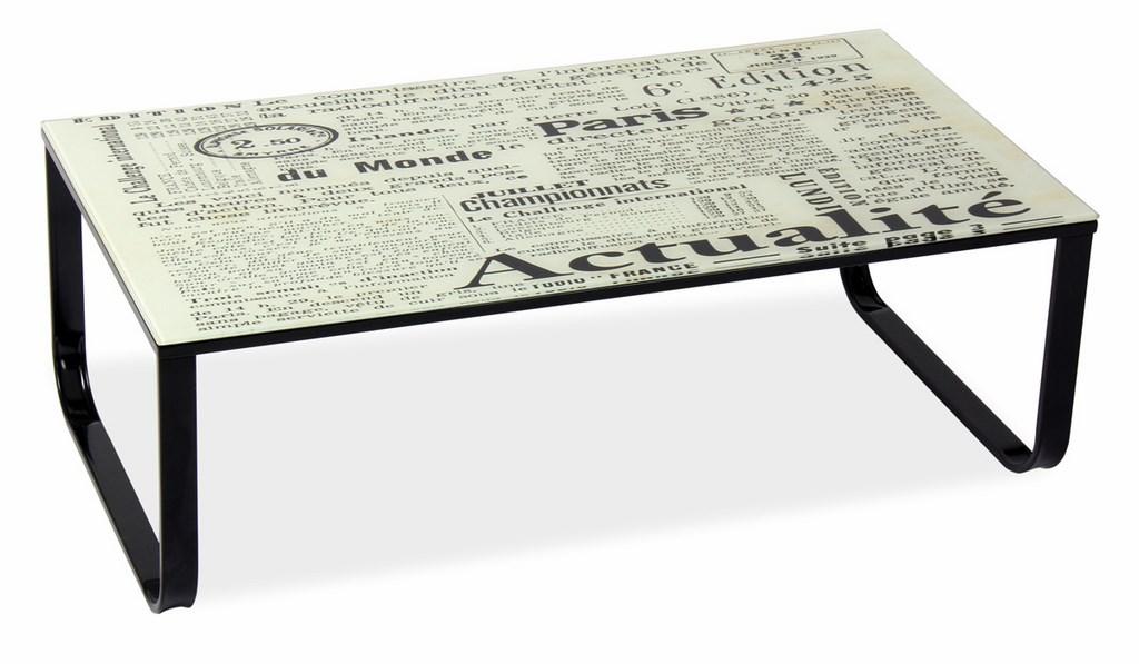 Konferenční stolek - Casarredo - Taxi II Text