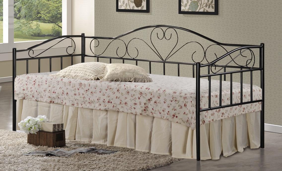 Jednolůžková postel 90 cm - Casarredo - Palavan (s roštem)