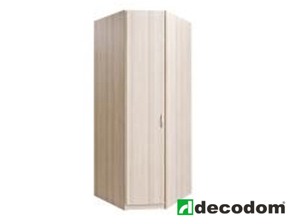 Rohová šatní skříň - Decodom - Casandra - R-S1-D