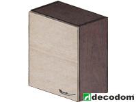 Horní kuchyňská skříňka - Decodom - Stela - H 50
