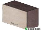 Horní kuchyňská skříňka nad digestoř - Decodom - Stela - H 50 N