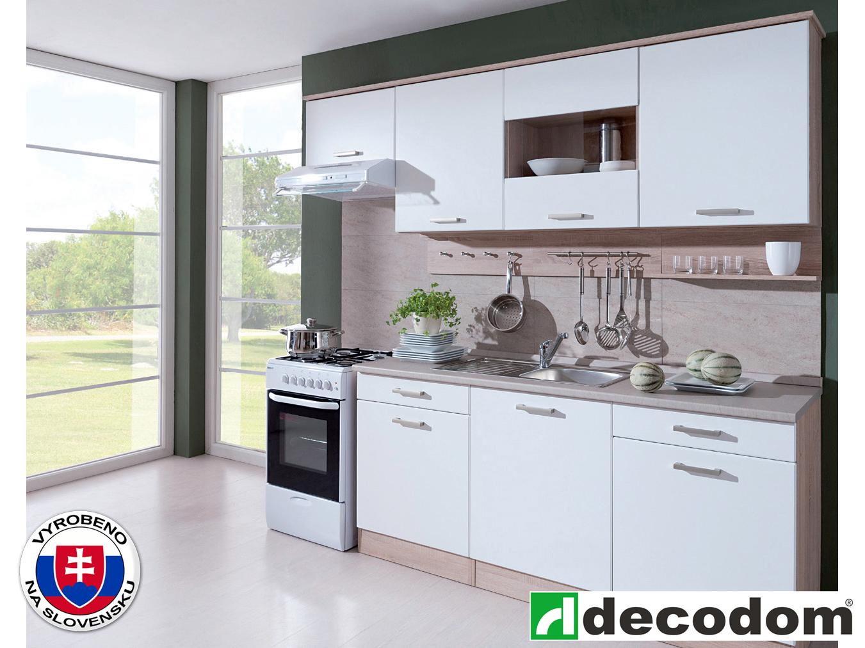 Kuchyně - Decodom - Reggaeton 240 cm