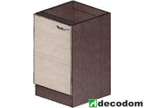 Spodní kuchyňská skříňka - Decodom - Stela - S 50
