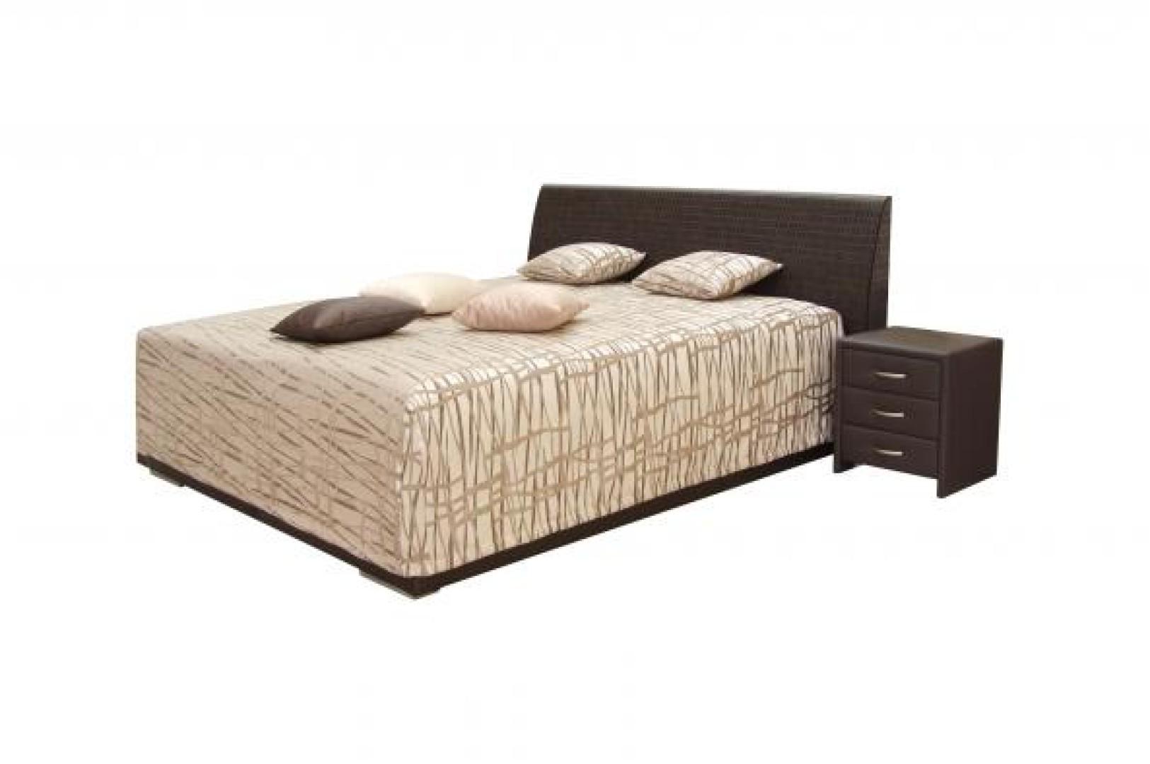 Manželská posteľ 180 cm - Decodom - Lipari (s roštem)