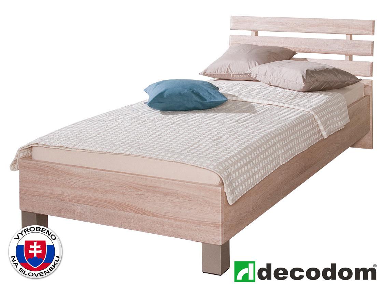 7884ec7069692 Jednolůžková postel 120 cm Decodom Point | HezkýNábytek.cz
