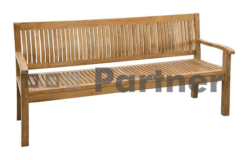 Zahradní lavička - Deokork - Kingsbury 150 (Teak)