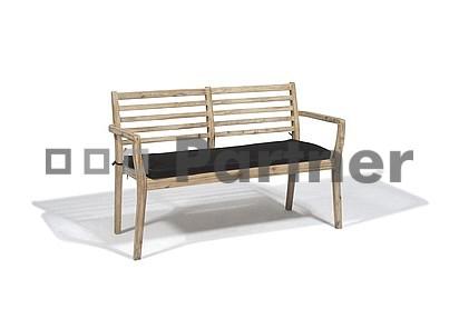 Zahradní lavička - Deokork - Chesterfield (Akácie)