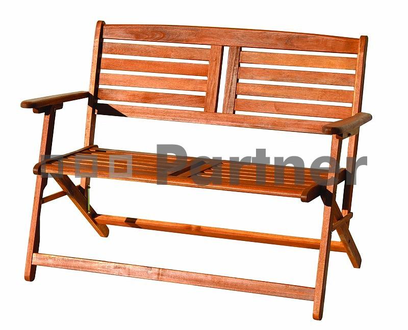 Zahradní lavička - Deokork - Westminster (Akácie)