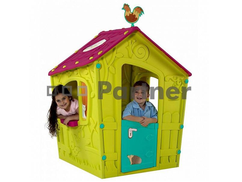 Dětský domeček pro děti - Deokork - Magic