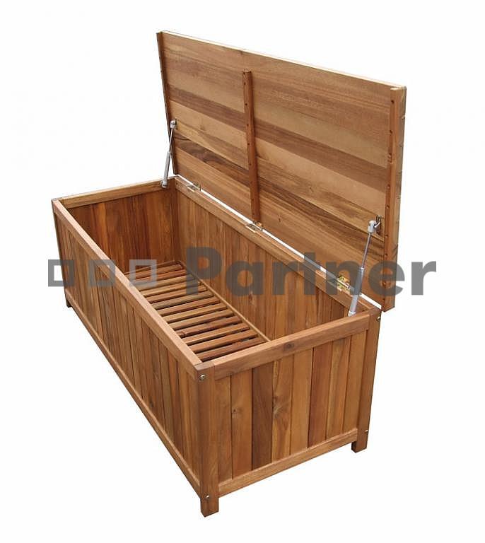 Zahradní box na sedáky - Deokork - Liverpool (Akácie)