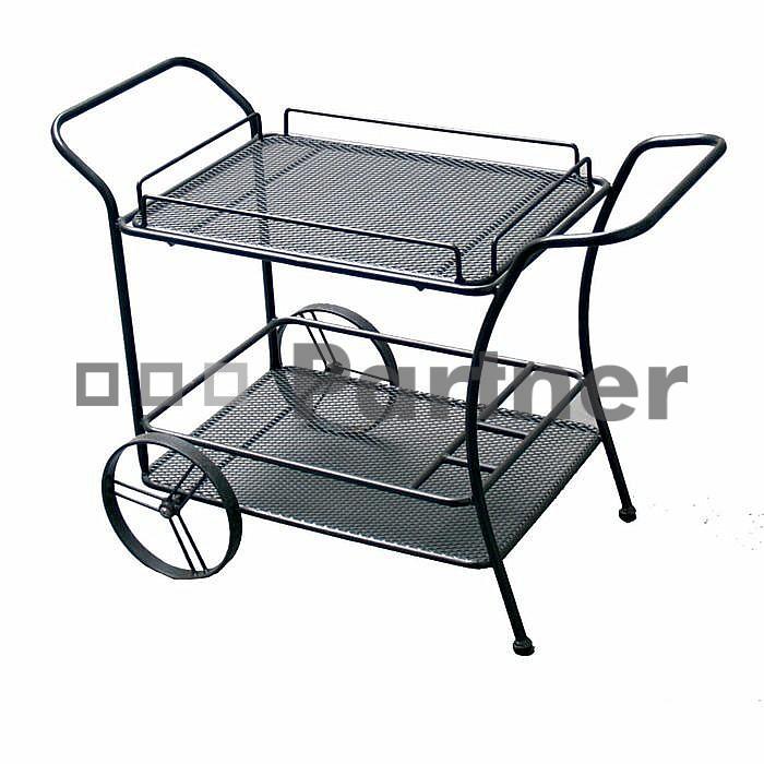 Zahradní servírovací stolek - Deokork