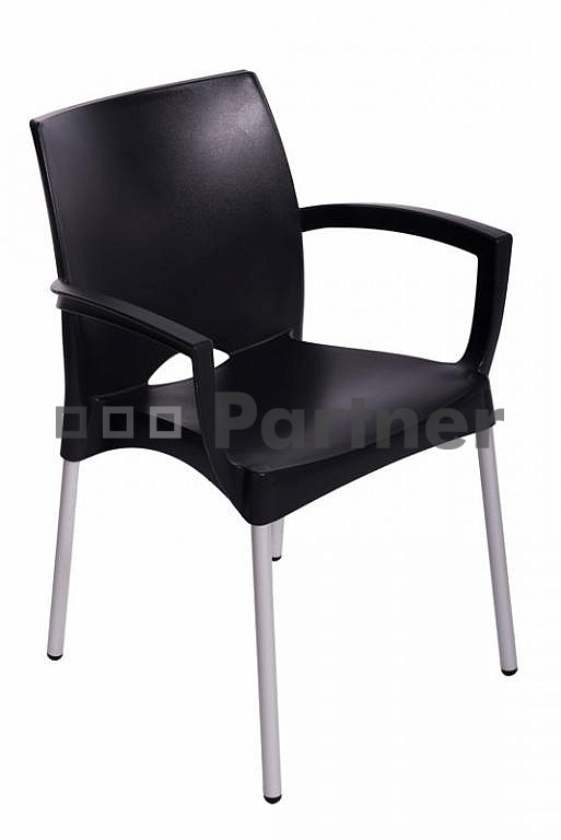 Zahradní židle - Deokork - Globus (Plast)