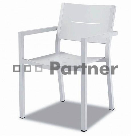 Zahradní židle - Deokork - C12814-AL (Kov)