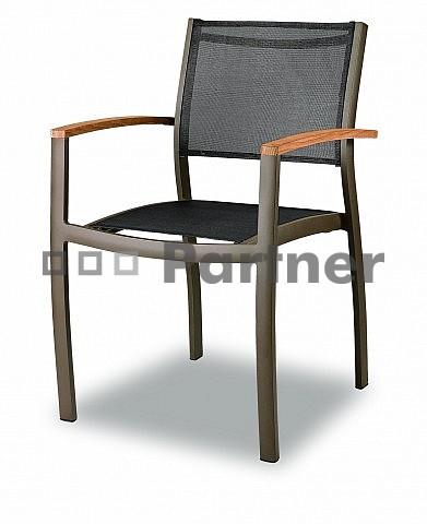 Zahradní židle - Deokork - C88012 (Kov)
