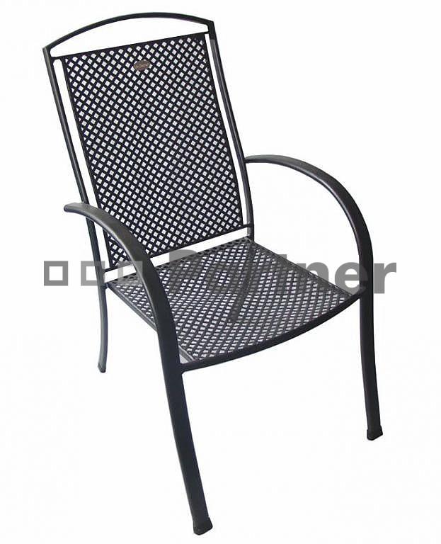Zahradní židle - Deokork - Merano (Kov)