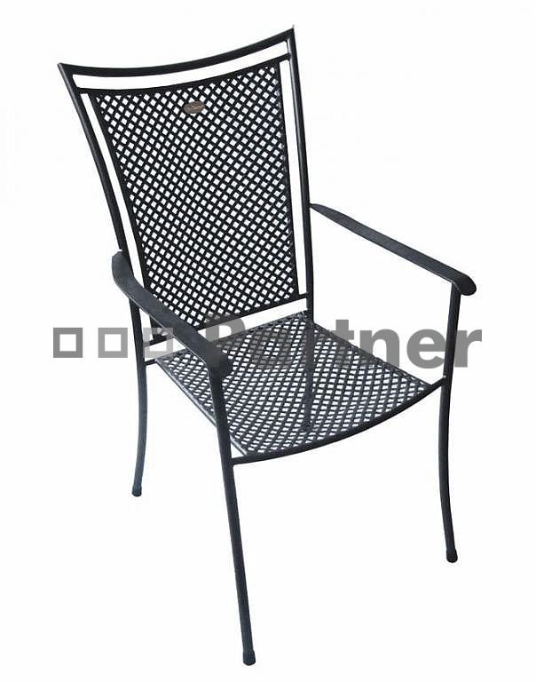 Zahradní židle - Deokork - Nice (Kov)