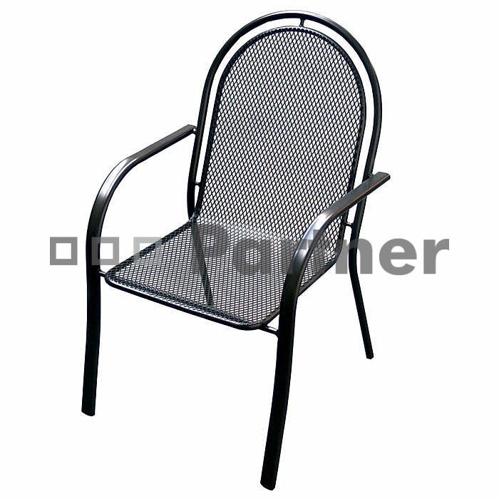 Zahradní židle - Deokork - Corina (kov)