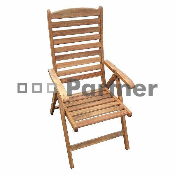 Zahradní židle - Deokork - Edinburgh (Akácie)