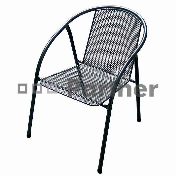 Zahradní židle - Deokork - Iris (kov)