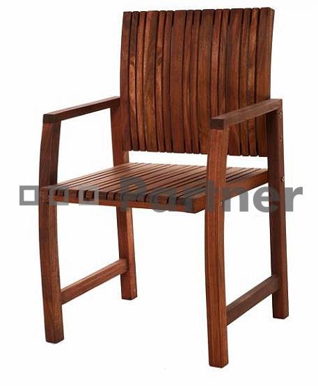 Zahradní židle - Deokork - Leeds (Akácie)
