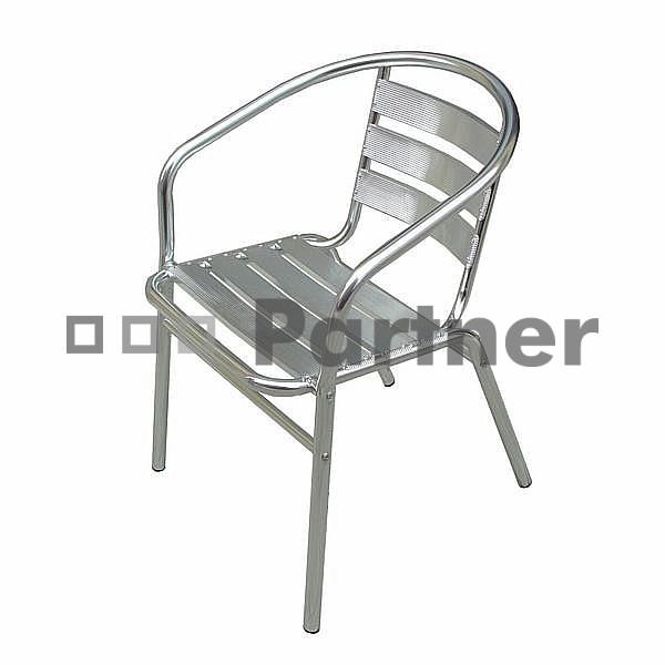 Zahradní židle - Deokork - MC 011 (hliník)