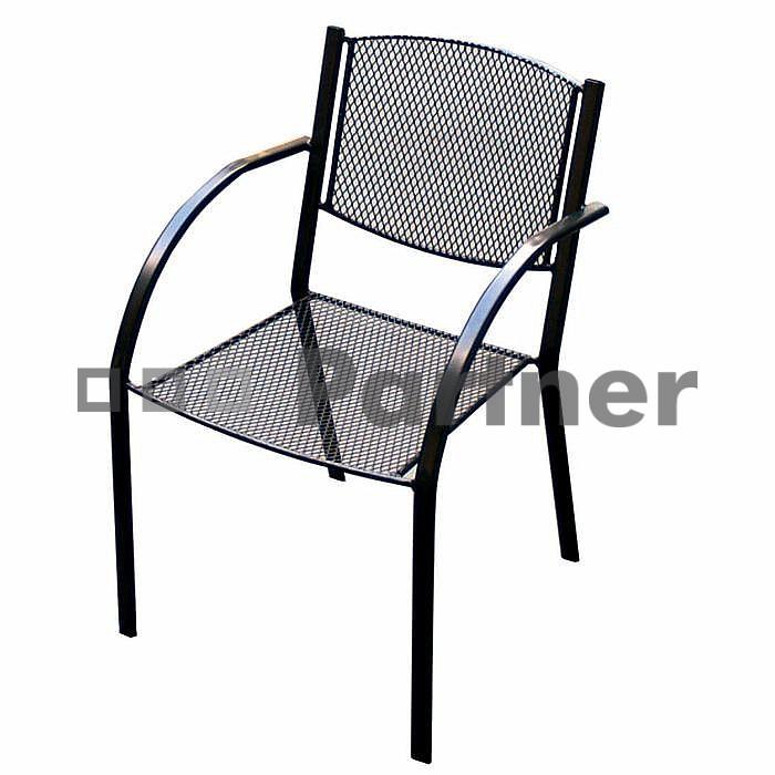 Zahradní židle - Deokork - Milano (kov)