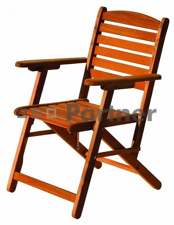 Zahradní židle - Deokork - Westminster (Akácie)