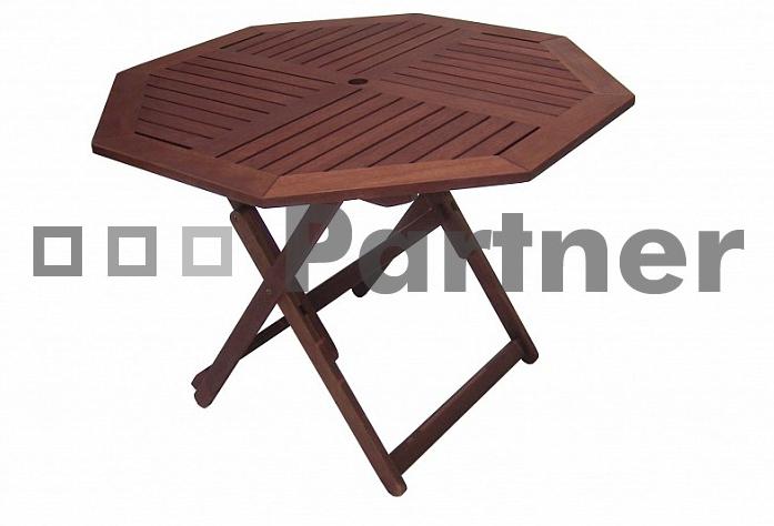 Zahradní stůl - Deokork - Nancy (Meranti)