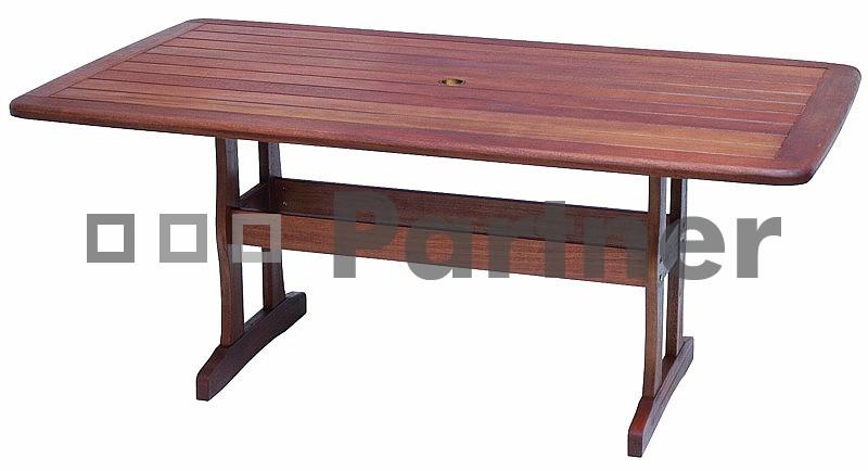 Zahradní stůl - Deokork - Zaragoza (Eukalyptus)