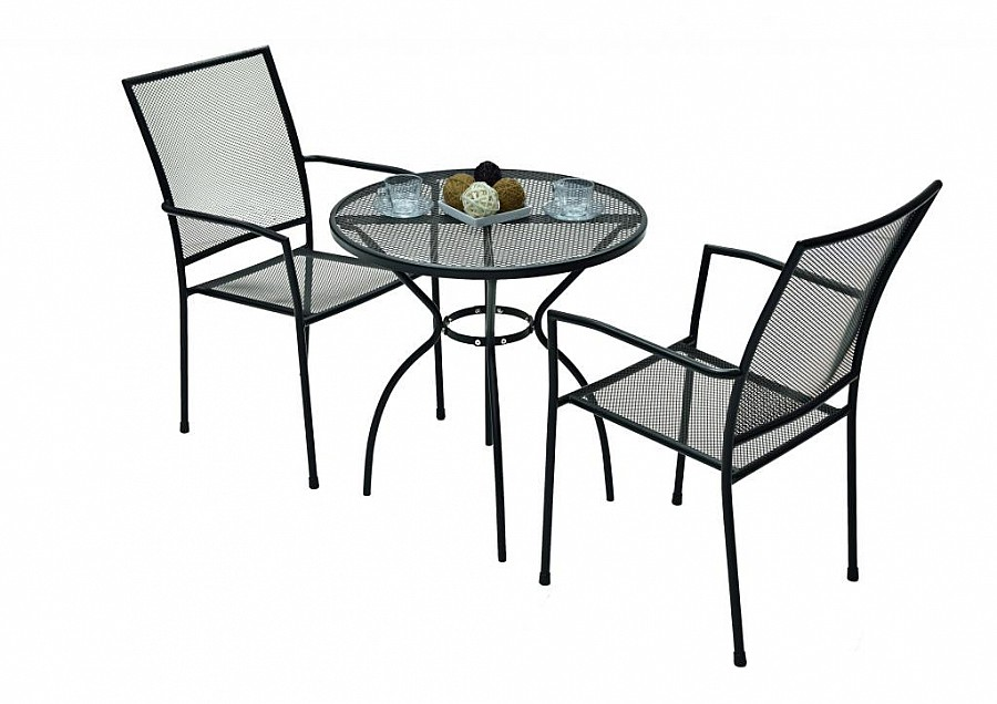 Zahradní nábytek - Deokork - Maya 1+2 (kov)