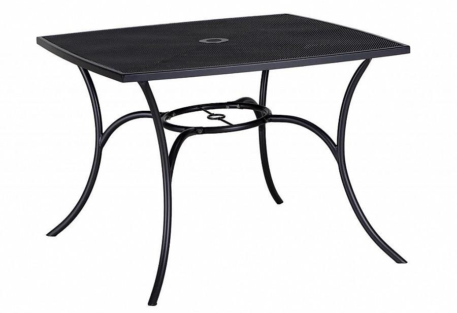 Zahradní stůl - Deokork - Quadra 100x100 (kov)