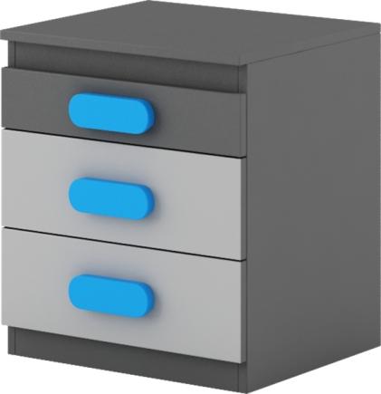 Komoda k PC stolku - Dig-net - Play - PL-11