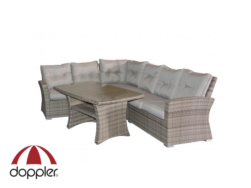 Zahradní nábytek - Doppler - Bari (um. ratan)