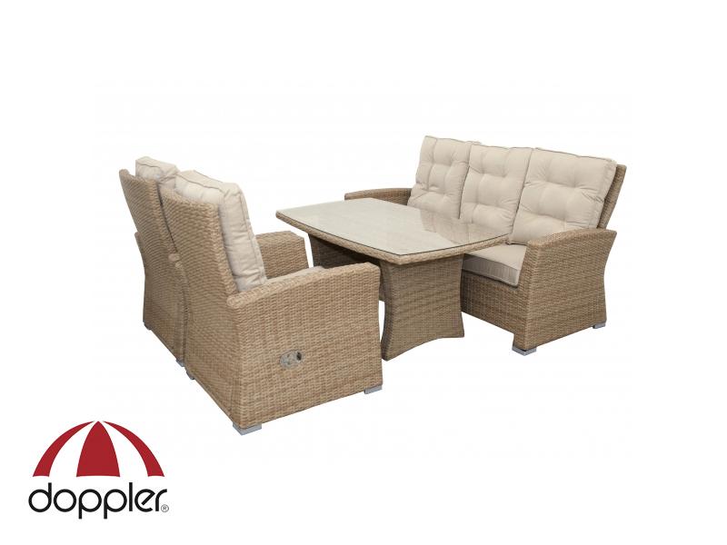 Zahradní nábytek - Doppler - Lima (um. ratan)