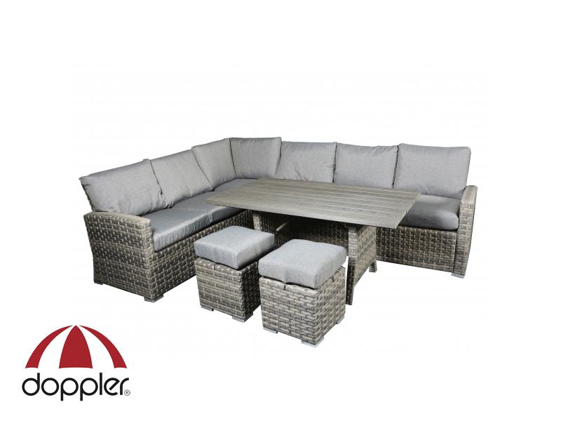 Záhradní nábytek - Doppler - Parana (um. ratan)
