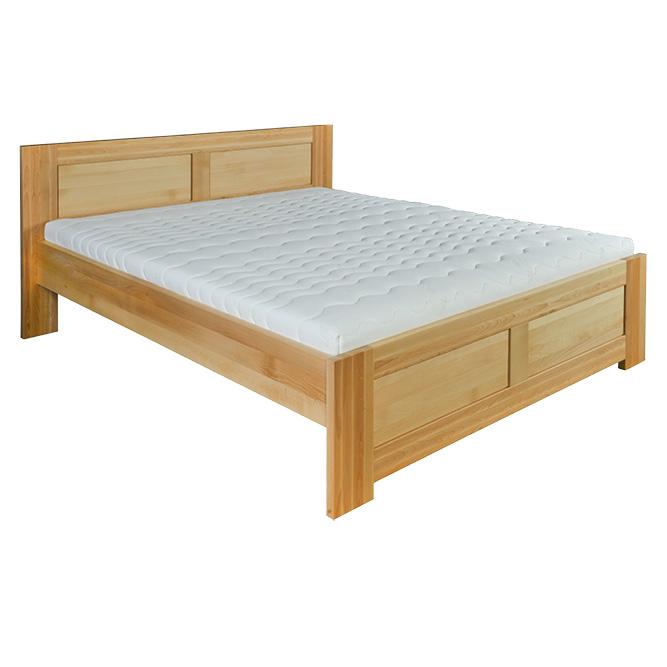Jednolůžková postel 120 cm - Drewmax - LK 112 (buk) (masiv)