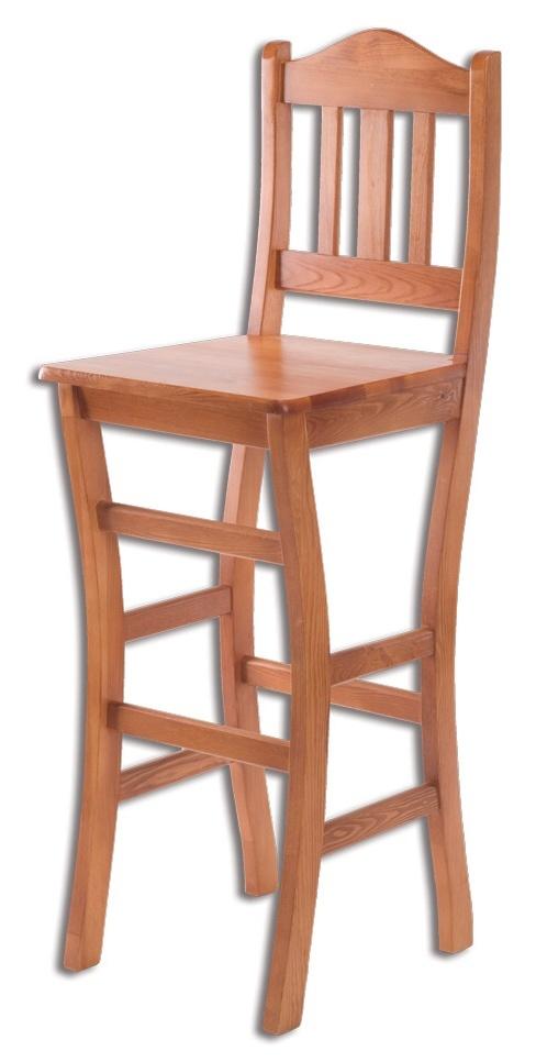 Barová židle - Drewmax - KT 111